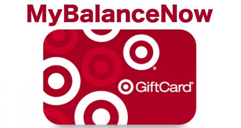 Mybalancenow: Check Target Gift Card Balance At www.mybalancenow.com